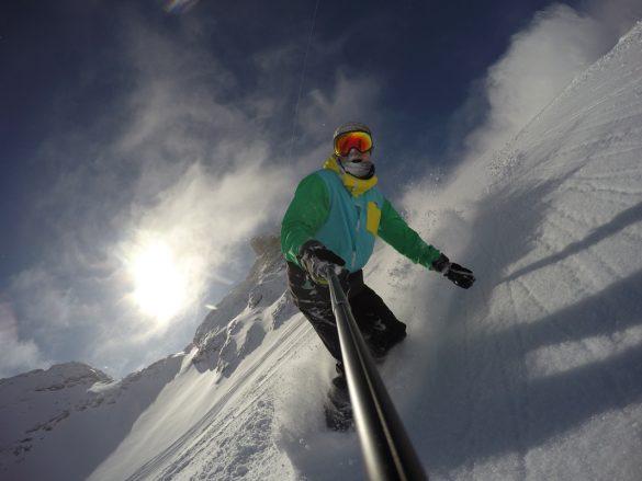Týždňová lyžovačka na najznámejšom ľadovci Rakúska – Kitzsteinhorn – Kaprun