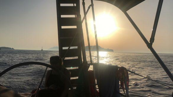 Dovolenkový jachting – Santorini a ďalších 6 gréckych ostrovov za 9 dní a 590 € na osobu