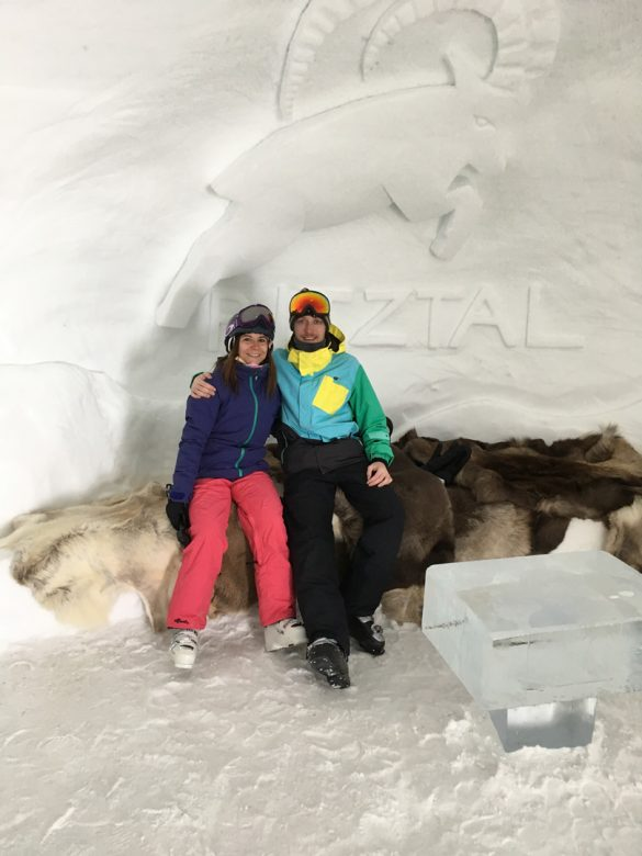 Pitztal - igloo