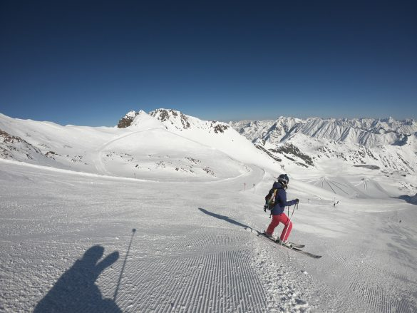 Pitztal Gletscher