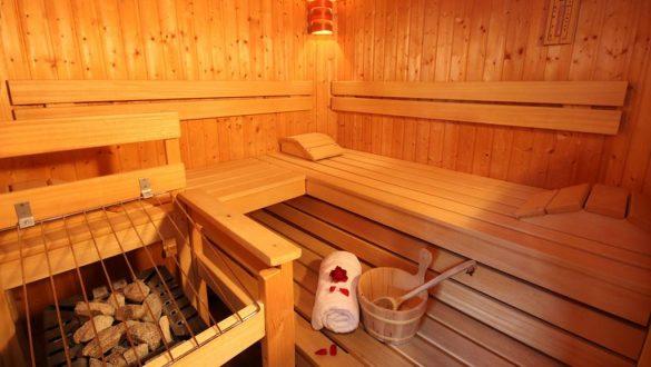 Hotel Pension St. Leonhard - sauna