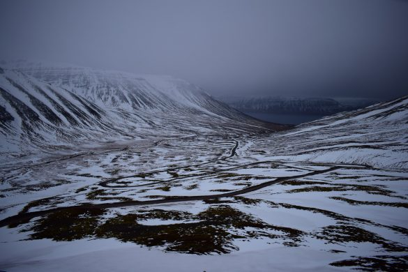 road n. 60 Iceland