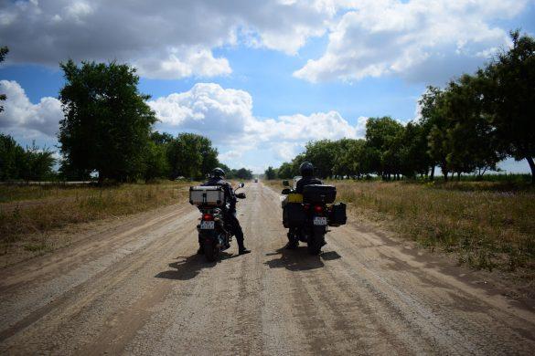II. class road in Ukraine