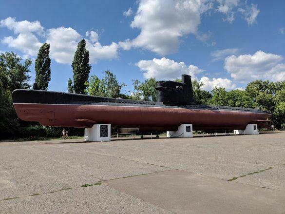 Memorial of Heroic Defense of Odessa