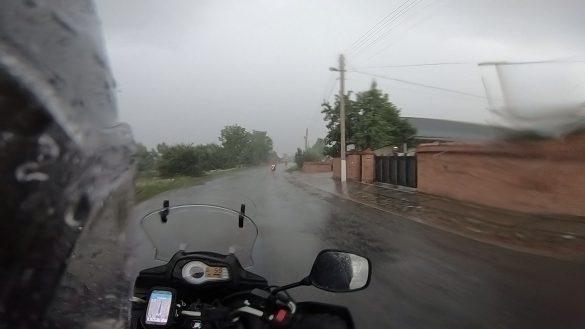 rain in Ukraine