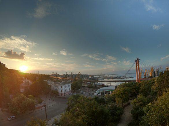 somewhere in Odessa, Ukraine