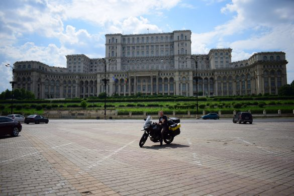 Palace of Parliament - Bucharest