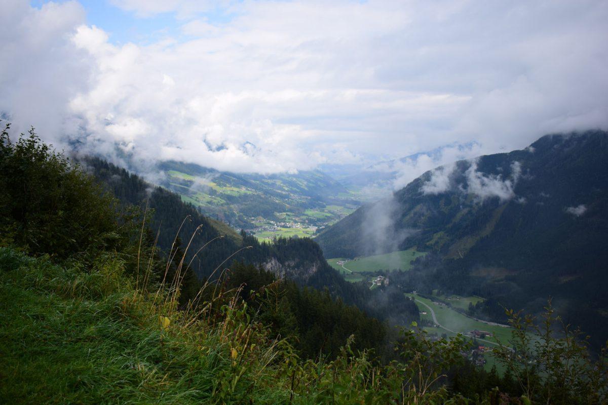 Gerlos pass, Austria