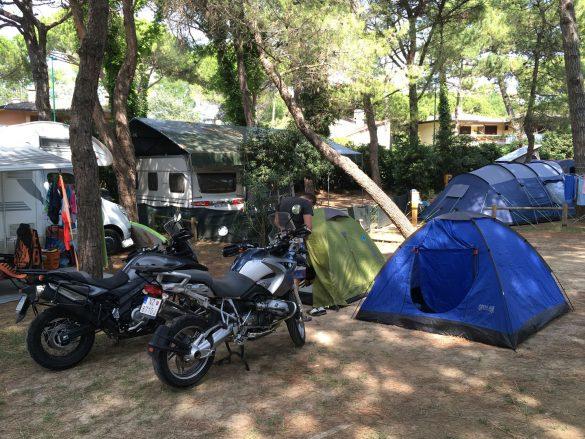 Camping Village Pino Mare, Italy