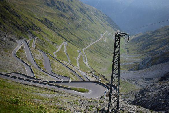 Passo dello Stelvio, Italy