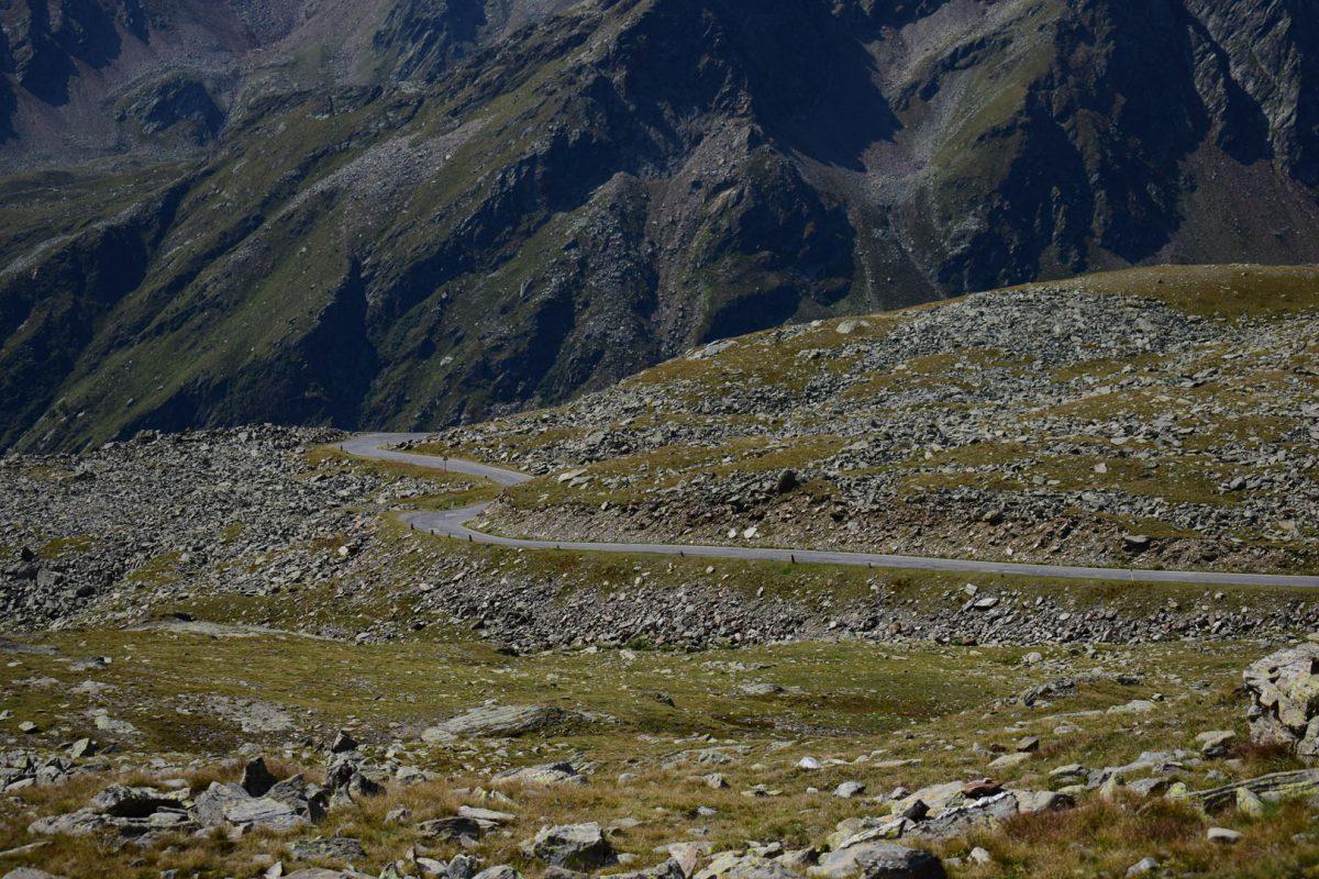 Passo di Gavia, Italy