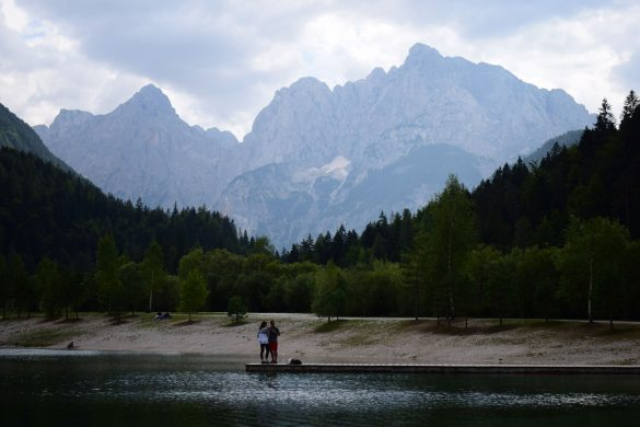 Vršič pass, Slovenia
