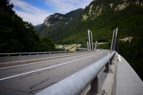 Wolfgang pass, Switzerland
