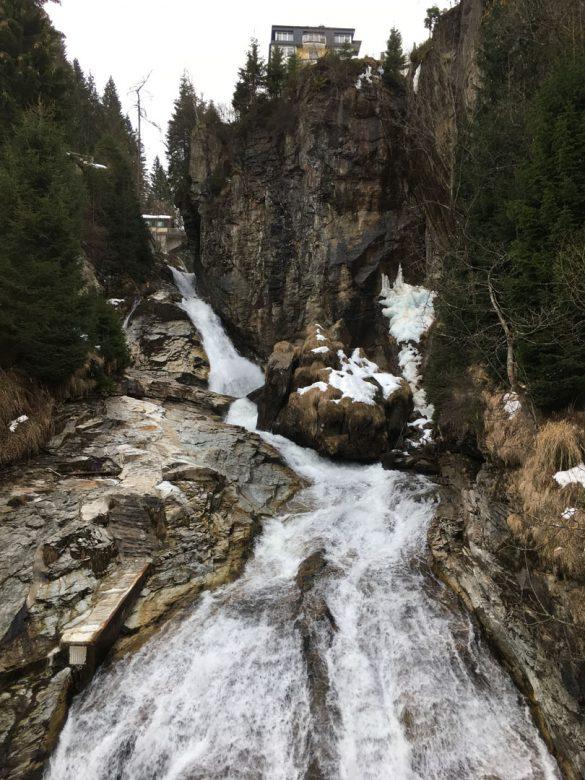 Gasteinský vodopád