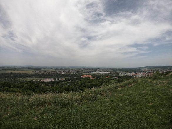 Vyhliadka Šianec - Hlohovec