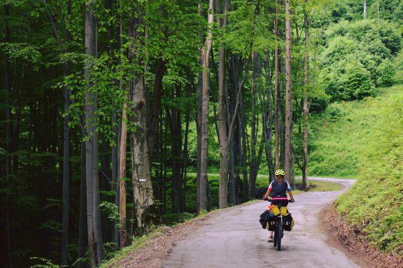 cesta Krásnohorské Podhradie - Úhorná