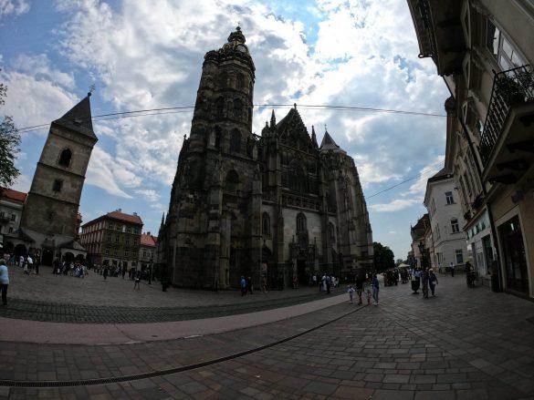 Dóm svätej Alžbety, Košice