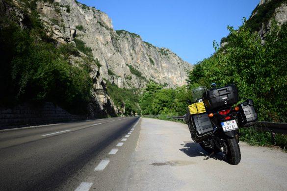 zaujímavý úsek cesty - Niš-Pirot