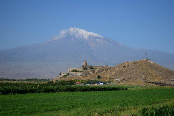 kláštor Khor Virab, Arménsko