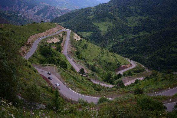 Sotk pass, Arménsko