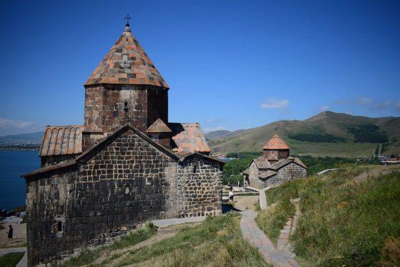 kláštor Sevanavank, Arménsko