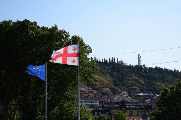 Tbilisi, Gruzínsko