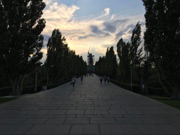 Rodina Mať - Volgograd, Rusko