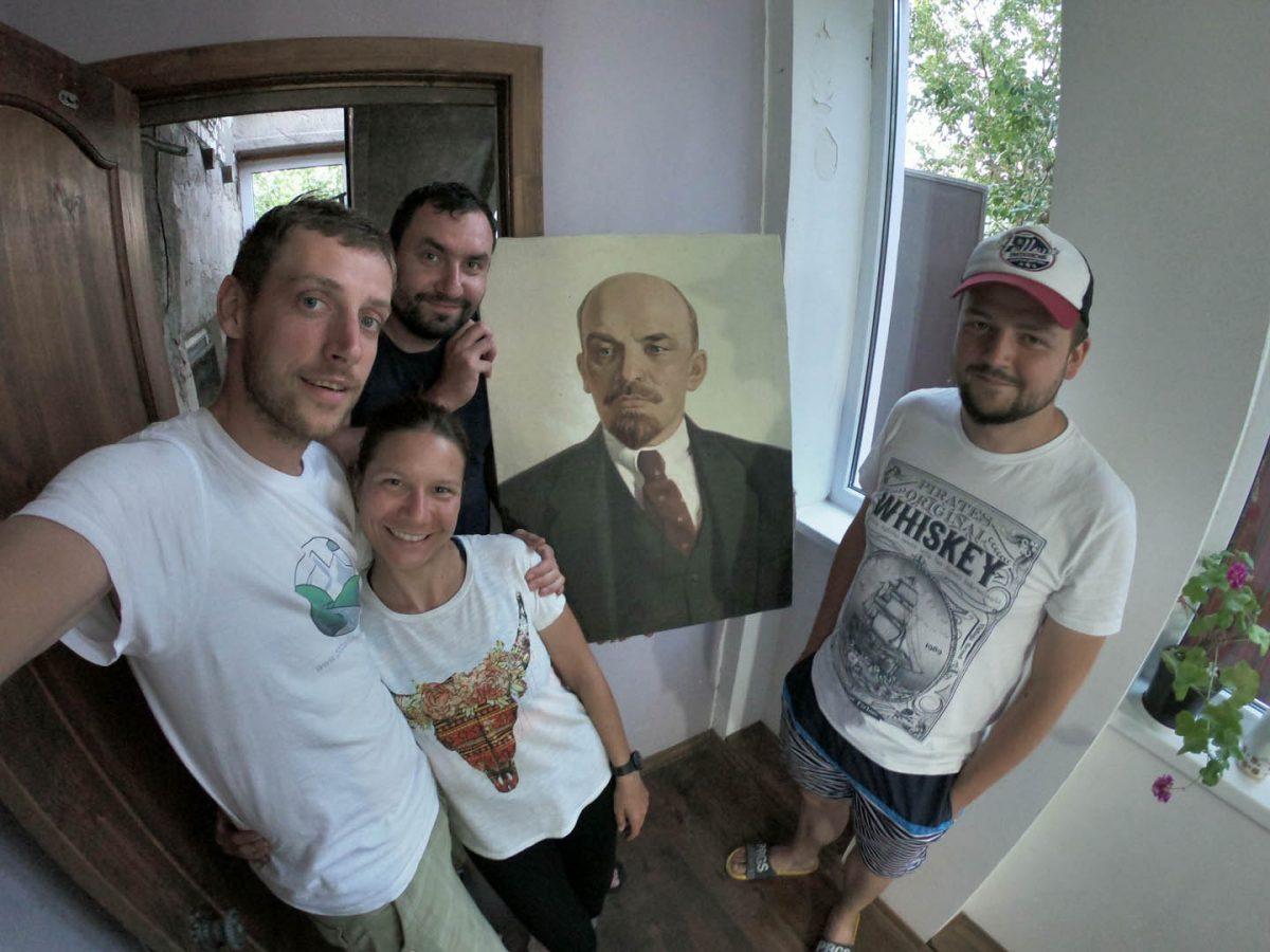 so súdruhom - Voronež, Rusko