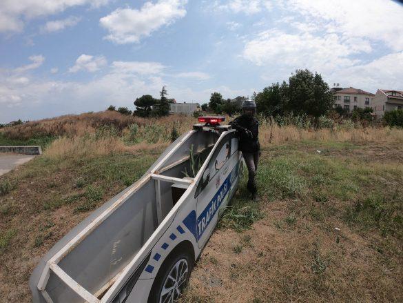 Turecký policajti