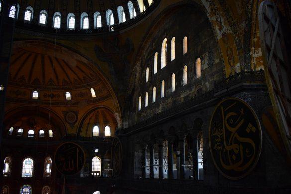 Hagia Sofia - Istanbul, Turecko