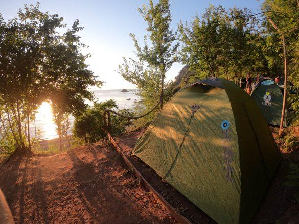 Akarsu Camping, Turecko
