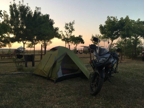 Marti Camping, Turecko