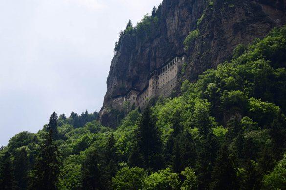 Sumela monastery, Turecko