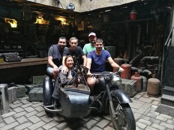Kaukaz trip (9000 km, 23 dní, 10 krajín vrátane Náhorného Karabachu, 795 € na osobu)