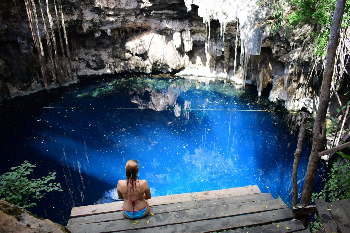 Cenote Yaal-Utzil