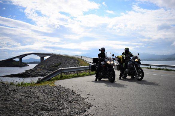 Atlantic road, Nórsko