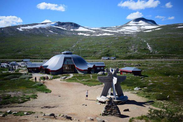 za severným polárnym kruhom, Nórsko