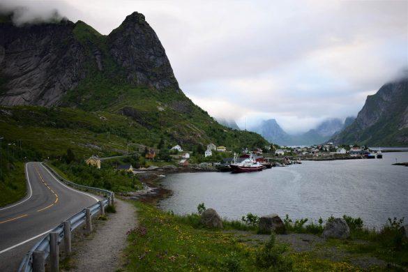 Lofoty, Nórsko