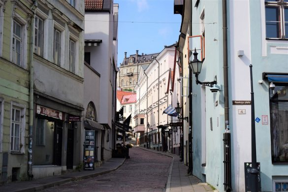 Talin, Estónsko