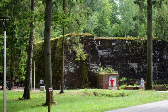 vlčia hradba (Wolf´s Lair), Poľsko